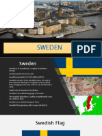 sweden geography project  3