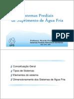Sistemas prediais de suprimento de água fria.pdf