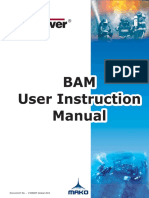 BAM User Manual