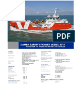 Safety Standby Vessel 4711 YN553004 DS