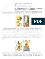 Curso de Tarot Egipcio - Relación de Las Cartas Entre Si 6