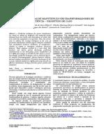 Artigo Estudo de Caso Tecnicas Preditivas Trafo