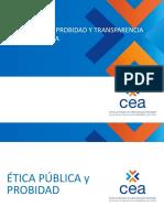 4.1 Ética Pública y Probidad - AyT