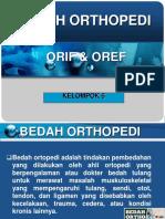 Bedah Orif perioperatif