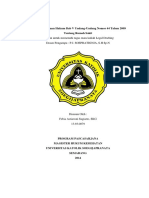 Analisis Ketentuan Hukum Bab v Undang (Legal Drafting)