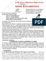 Adorazione Eucaristica Giovedi Santo 2013 - Anno Della Fede