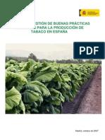 Manual Plantar Tabaco