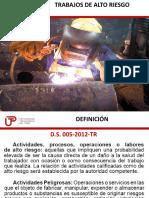 Supervision en Seguridad Trabajos de Alto Riesgo-1