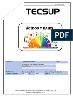 Lab 05 de Acidos y Bases