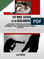 LEY NRO. 30364