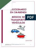 Diccionario en Imagenes Medios de Transporte