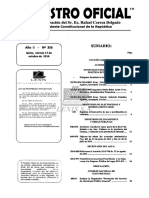 Regulación Conelec 05-2014 Alumbrado Público