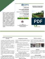 Oficina 8 (Obtençãode Mudas Para a Produção de Hortícolas)