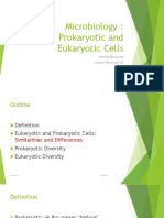 Week 2 Prokaryot&Eukaryot