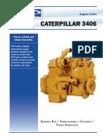 Cat 3406 Engine Parts Manual