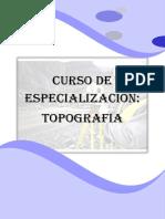 Curso de Especializacion Topografia