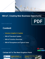 NB-IoT Creating New Business Opportunity 2016 1 14 b