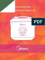 Livro de Receitas Panela EleTrica Midea