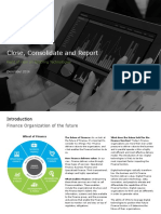 Deloitte Nl Cfo Point of View Close Consolidate and Report