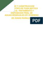 Presentacion Fosa Septica Ops