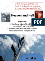 11  heaven and hell