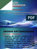 Antianginosos, Antihipertensivos y Antiarritmicos