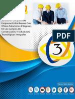 Catalogo de servicios Empresa Grupo 3 (Maqco-Memory Conexión-Construcciones Dinamicas)