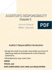AudTheo Reporting Chapter 3