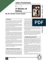 初三年级:Three Short Stories of Sherlock Holmes_L2