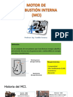 MCI - Generalidades
