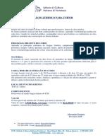 Projeto Italiano Juridico Para Unifor