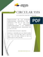 Circular 3335