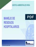 Manual de Residuos Hospitalarios