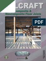 Composite and Noncomposite Floor Joists