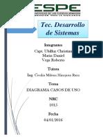 1.Diagrama Casos de Uso