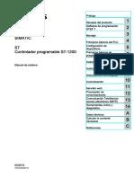s71200 System Manual Es-ES