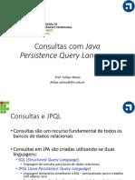 10 Consultas Em Jpql