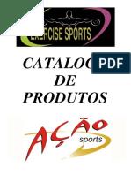 Catalogo Ação Sports - Exercise Sports
