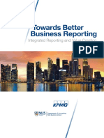 Towards Better Business Reporting