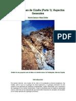 Fallas y Zonas de Cizalla Resumen 2016