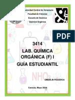 Guía Estudiantil. Lab. I Orgánica