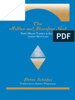 Peter Schäfer-The Hidden and Manifest God