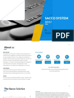 Sacco System Brief