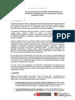 2. Informe Nro. 0259-2017-Svbch - Precisiones en La Ejecucion de Las Rde 1317-Midis-pncm - Orientaciones