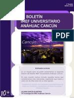 Boletín Mayo - Cancún 2010