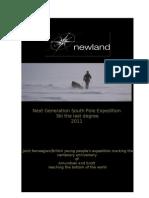 Newland as - Next Generation South Pole - Presentation - Original