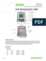 Multi-Station Process Control Timer