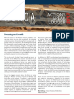 Home Builders Association of Central Arizona - Actions Speak Louder
