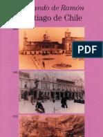 Armando de Ramon - Santiago de Chile