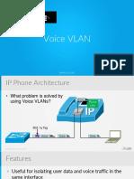16 Voice Vlan
